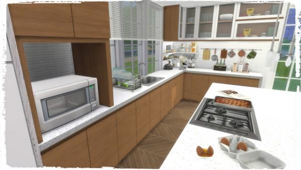 Dinha Gamer: Big Family Kitchen