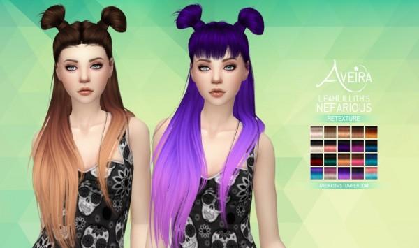 Aveira Sims 4: LeahLillith's Nefarious   Retexture