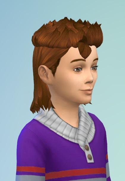 Birkschessimsblog: Kids Standup Hairstyle