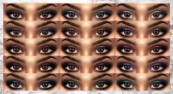Alaina Vesna: Maya Eyeshadow
