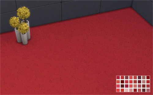 Veranka: Shades of Red Carpets