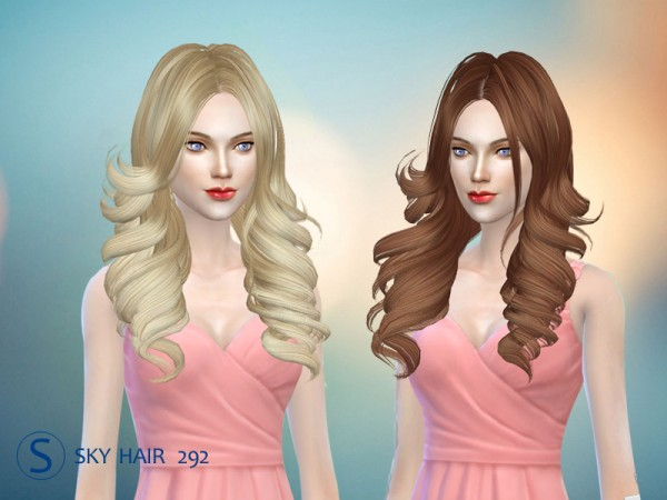 Butterflysims: Skysims 292 donation hairstyle