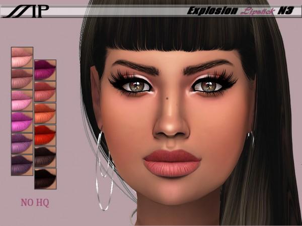 Marty P: Lipstick N3
