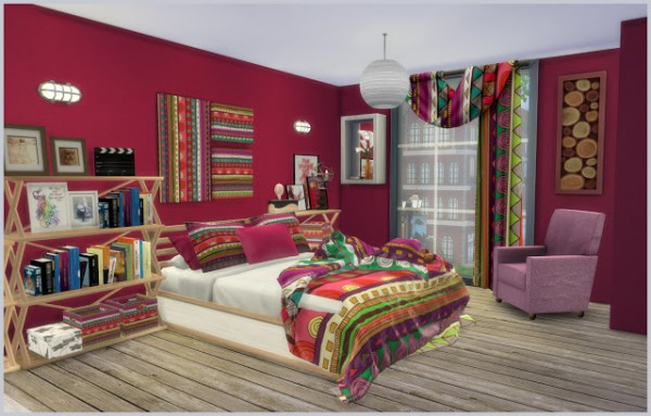 PQSims4: Maica Beauty Home