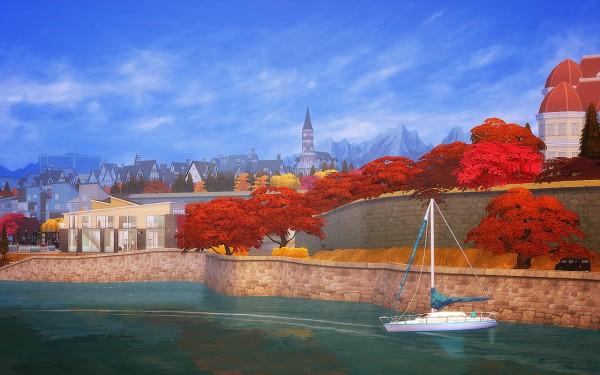 Dani Paradise: Autumn in windenburg