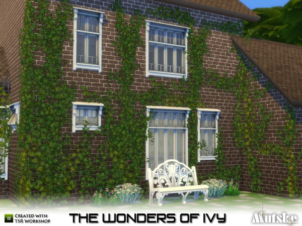 The Sims Resource: The Wonders of Ivy by mutske
