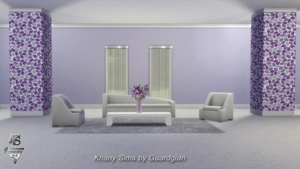 Khany Sims: Nature walls and floors set 2