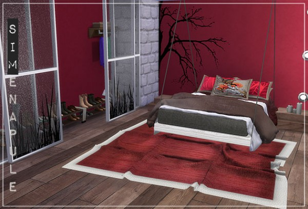 Simenapule: Bedroom Set Merak