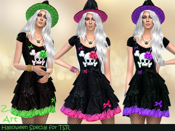 The Sims Resource: Sweet Poison Set by Zuckerschnute20