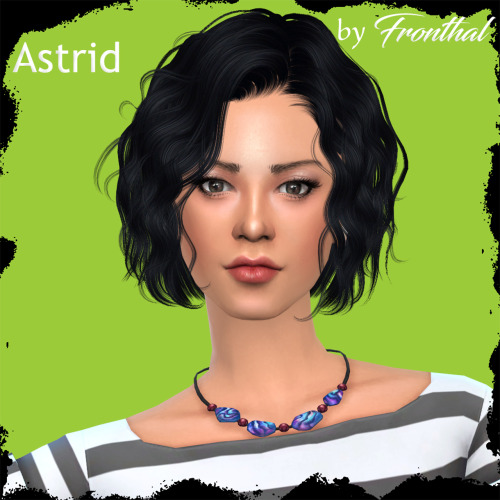 Fronthal: Astrid sims model