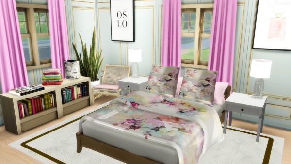 Simsworkshop: Blankets & Pillows by Sympxls