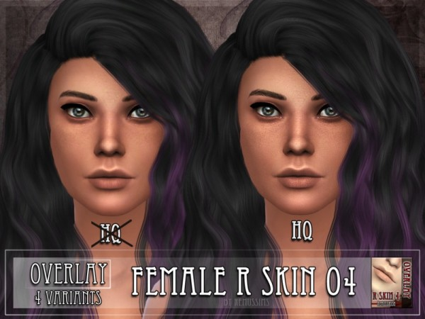 The Sims Resource: R skin 4  Overlay by RemusSirion