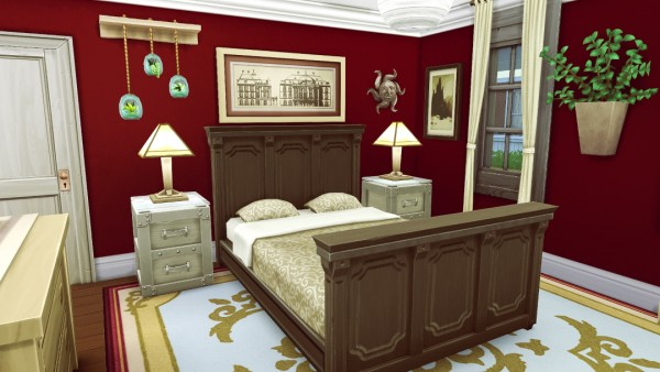 Jenba Sims: The Kilbourne house no CC
