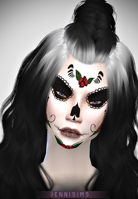 Jenni Sims: Halloween Eyeshadow