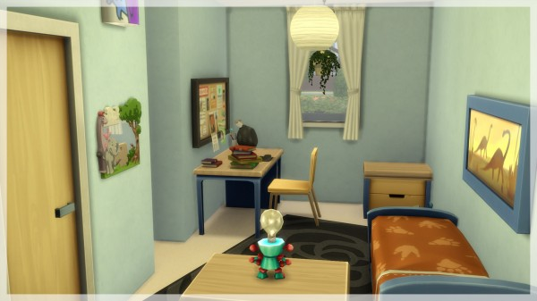 Simsworkshop: Ark 112 house by Indra