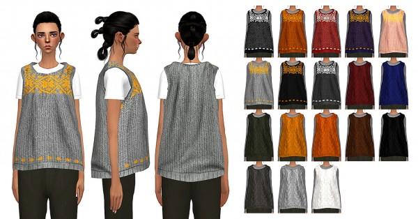Dani Paradise: Accessory vest