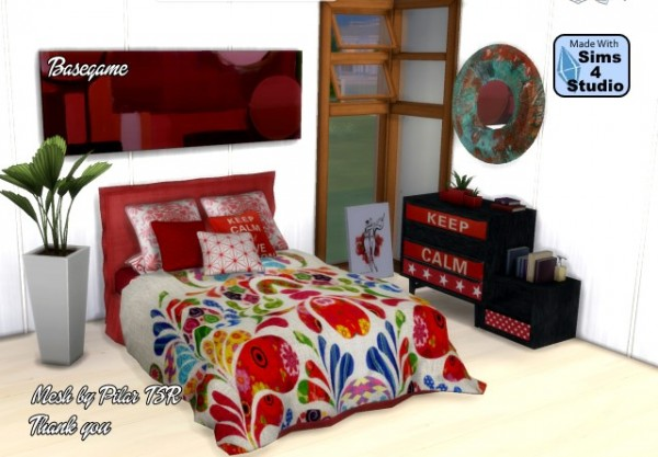 All4Sims: Clutter for bedroom by Oldbox