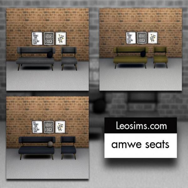 Leo 4 Sims: Amwe seats