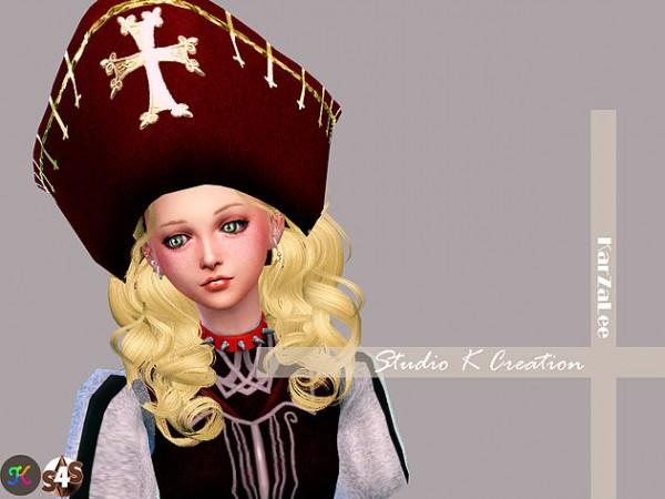 Studio K Creation: Trinity Blood Caterinas hat