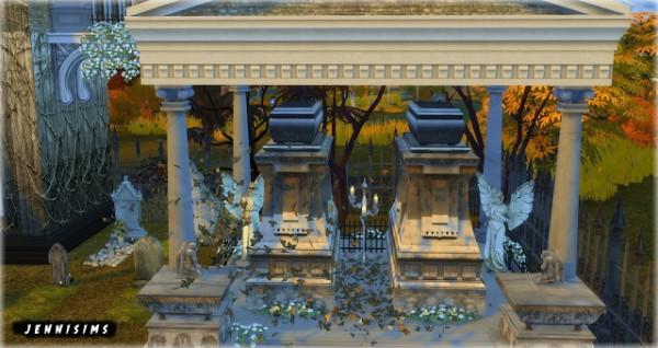 Jenni Sims: Collection Graveyard