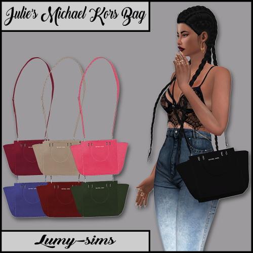 LumySims: Julie's M. Kors Bag