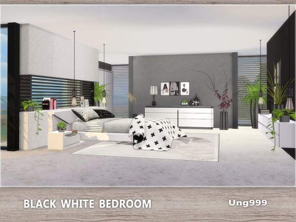 Black Bedroom Bureau