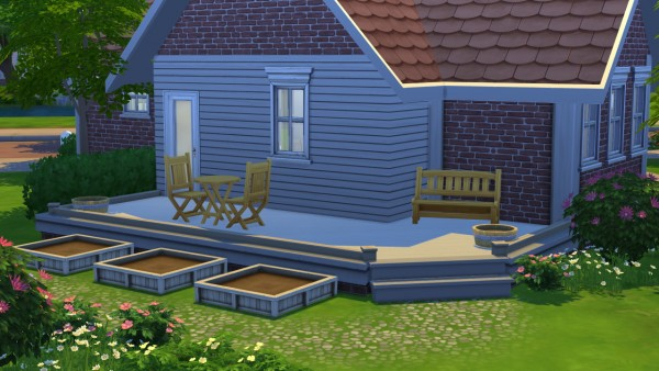 Totally Sims: Tiny Gardener's Starter
