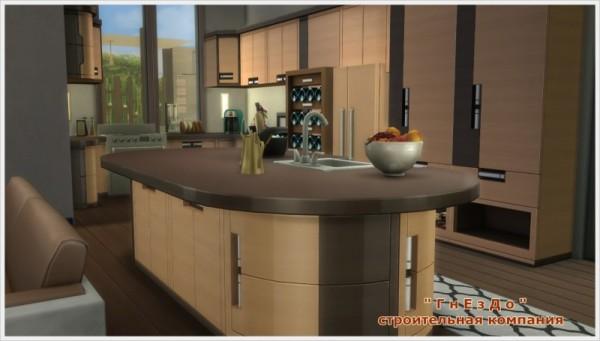 Sims 3 by Mulena: Maldivian house Joyce