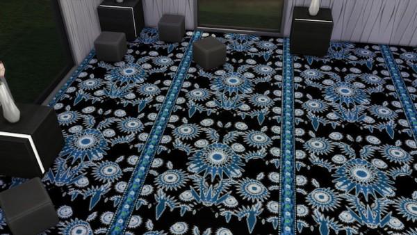 La Luna Rossa Sims: Fancy Carpet