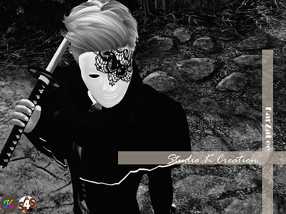 Studio K Creation Anonymous Mask Sims 4 Downloads
