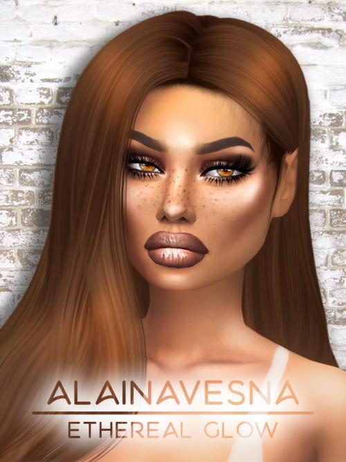 Alaina Vesna: Ethereal Glow Highlighter