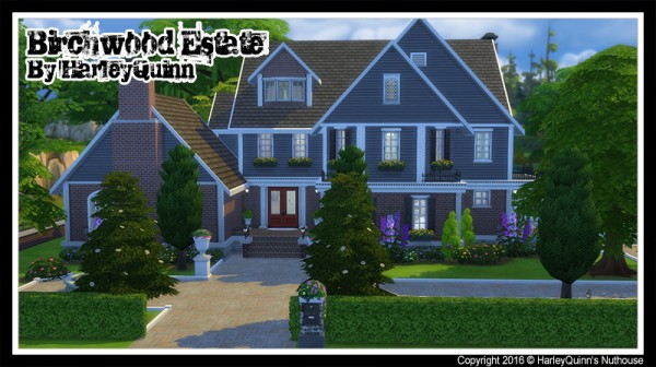 Harley Quinn Nuthouse: Birchwood Estate