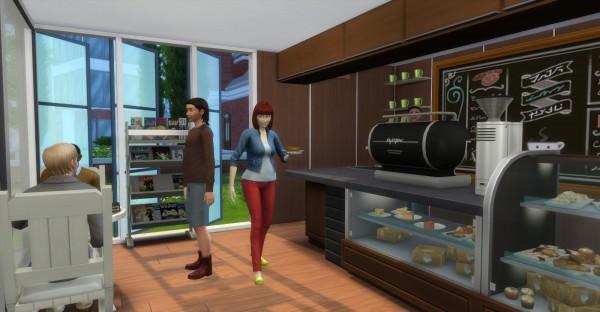 Mod The Sims: La Perla Tram Station by bubbajoe62