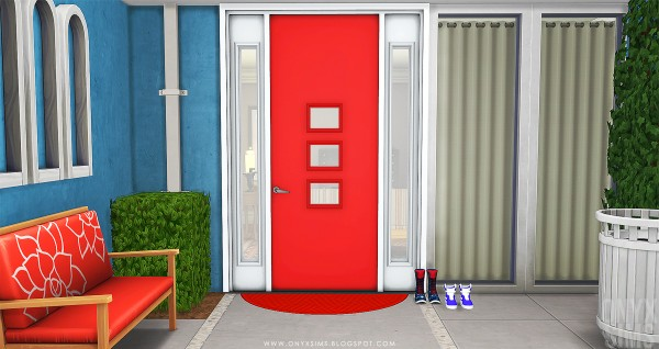 Onyx Sims: The Tiffany Door