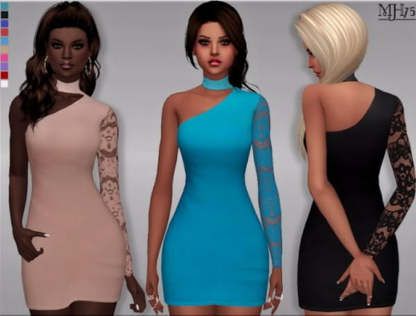 Sims Addictions: Motivated dress
