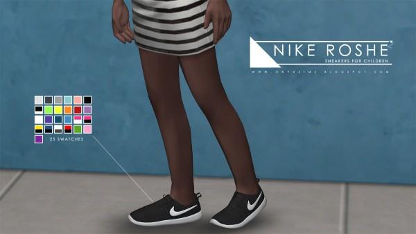 Onyx Sims: Roshe 2 Shoes