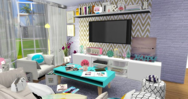 Mony Sims: Youtuber Office