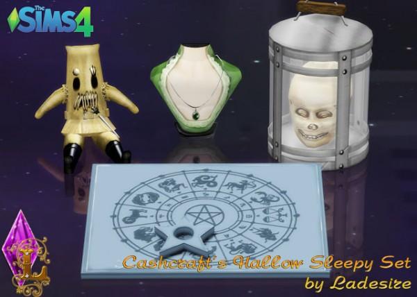 Ladesire Creative Corner: Cashcrafts Hollow Sleepy