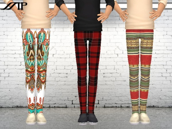 Marty P: Autumn Leggings Tights for child  acc