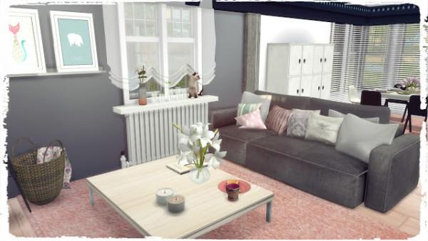 Dinha Gamer: Apartment DU ROSE