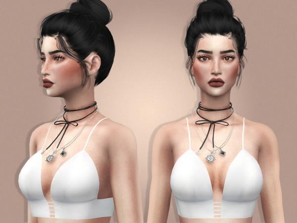 Maria Maria: Silk Top