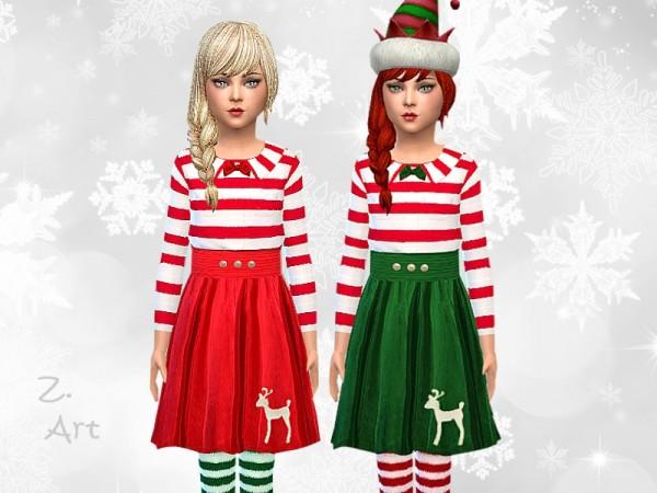 The Sims Resource: Pixie Set by Zuckerschnute20