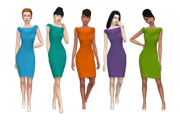 Deelitefulsimmer: The Origami dress