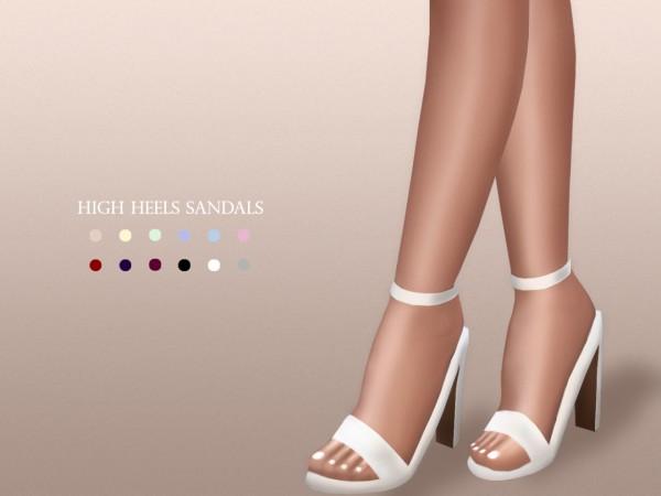 Maria Maria: High Heels Sandals