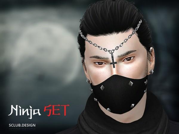 The Sims Resource: Ninja Set by S Club