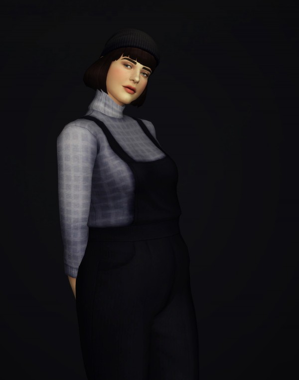 Rusty Nail: Overall jumpsuit