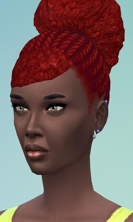 Birkschessimsblog: Mahalia Hair