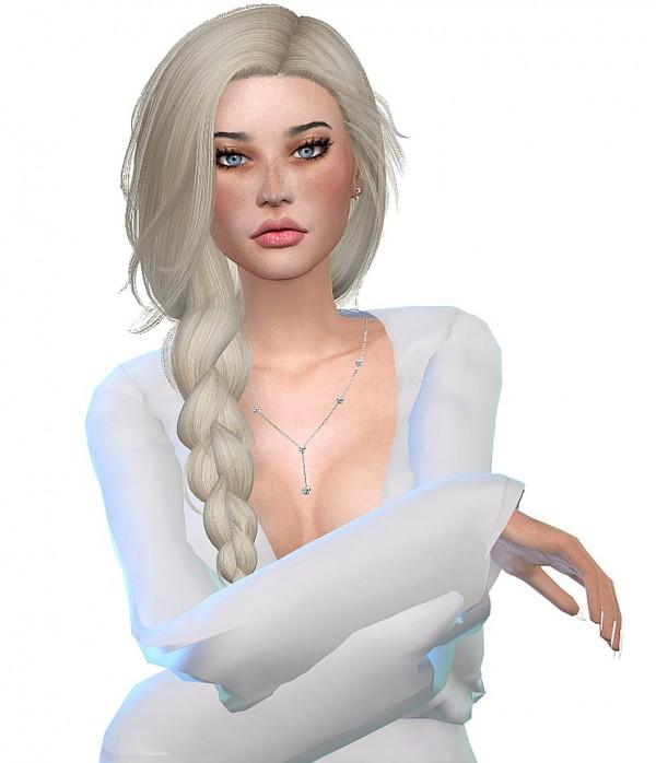 Caeley Sims: Nancy Mova sims model