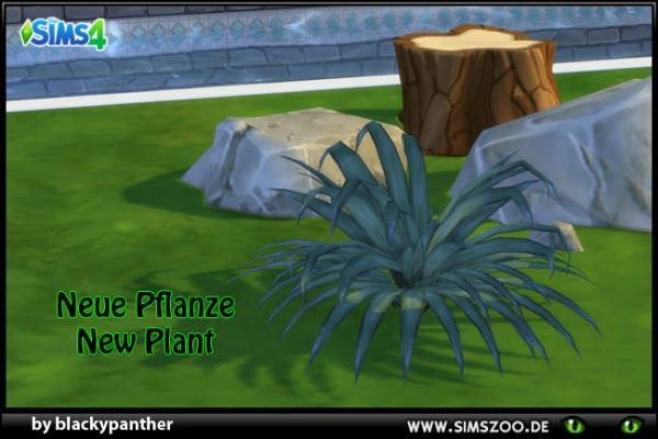 Blackys Sims 4 Zoo: New plant by blackypanther