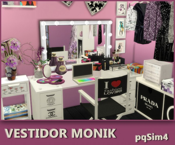 PQSims4: Dressing roomu0026quot;Moniku0026quot; u2022 Sims 4 Downloads